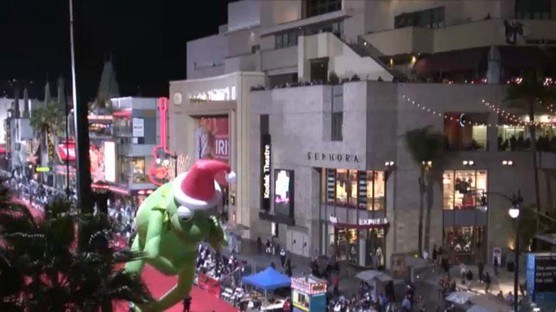 EarthCam - Hollywood Boulevard Cam