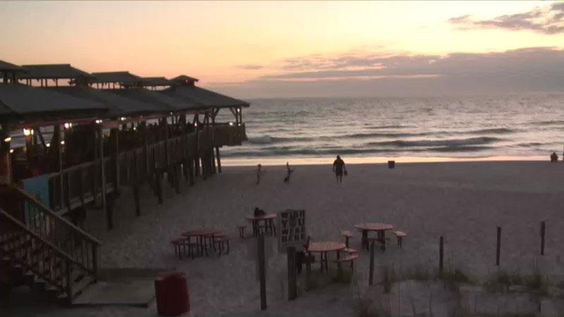 Miami Beach Webcam News Cafe