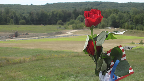 Flight 93 Memorial - Shanksville, PA