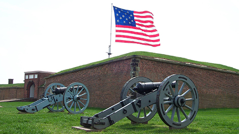 Fort McHenry - Baltimfore, MD