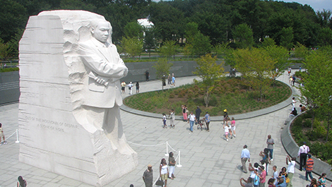 Martin Luther King, Jr. National Memorial Cam