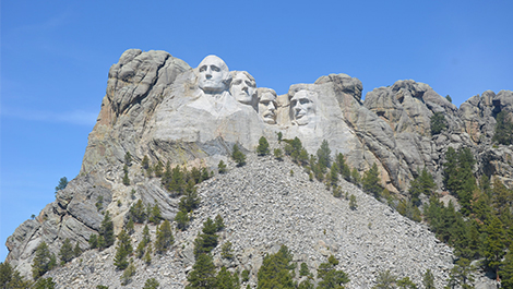 Mount Rushmore - Keystone, SD