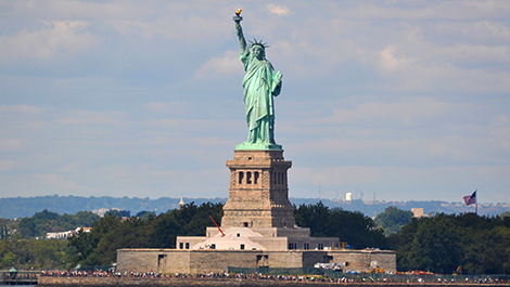 Streaming Video of Lady Liberty