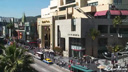 Hollywood Blvd Cam, California